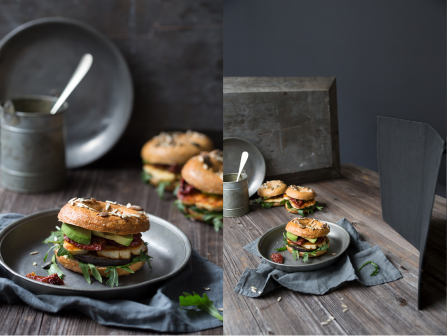 food photography background
