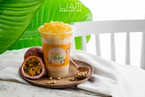 Fruity Soya Milk Tea - Chanh Leo