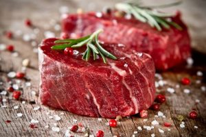 raw meat photography
